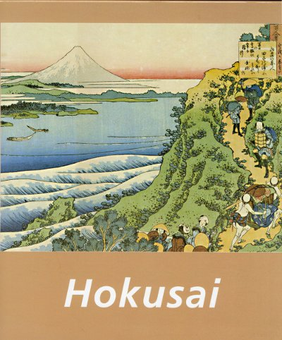 hokusai livre  editions Parkstone  international