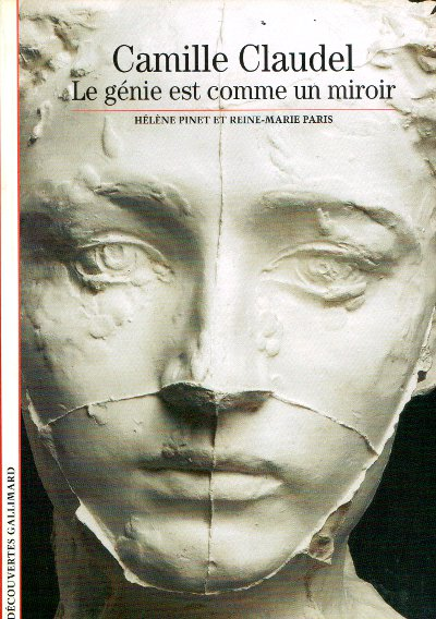 Camille claudel editions  Gallimard